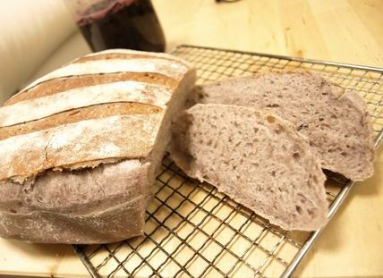 ベリーA酵母パン