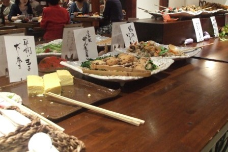 H21月見コンサート料理
