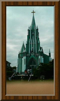 平戸教会(H22.3.28)