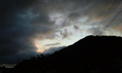 2010.08.05 夕景