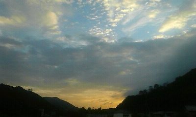 2010.08.09夕景