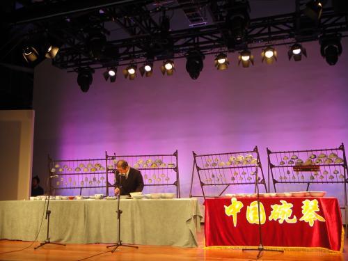上海万博日本館碗琴1(2010.10.02)