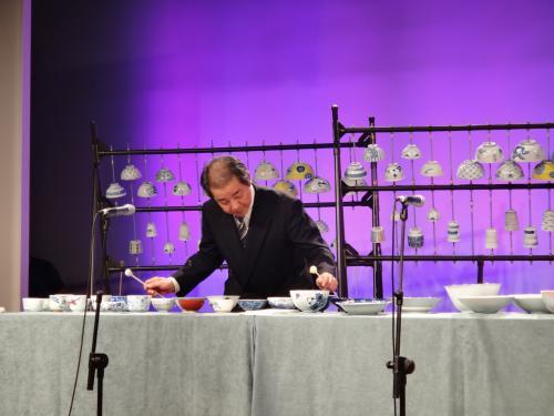 日本館碗琴ステージ(2010.10,02)