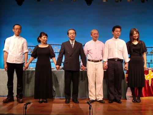 上海万博碗琴出演者(2010.10.02)