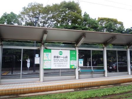 風鈴まつりRKB石本キャスターと(2011-07-08)
