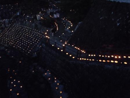 大川内山「ボシ灯ろう祭り」7(2011-07-23)