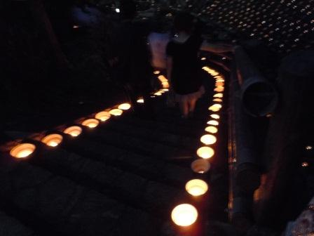 大川内山「ボシ灯ろう祭り」8(2011-07-23)