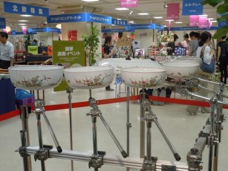 阪神本店2連鉢(2011-08-06)