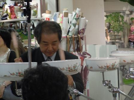 阪神本店碗琴7(2011-08-07)