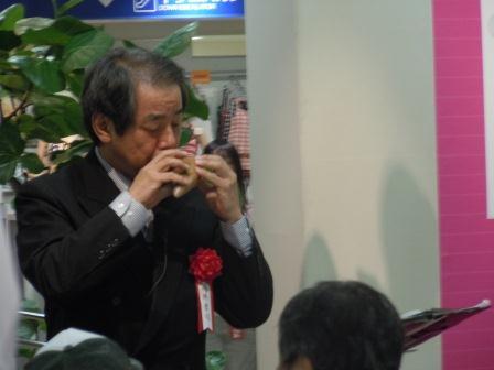 阪神本店碗琴8(2011-08-07)