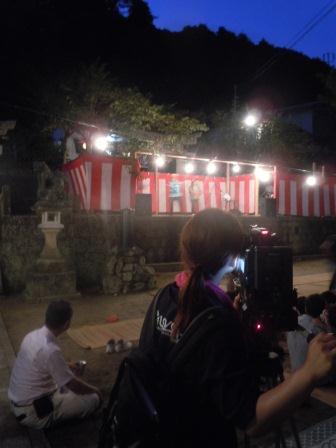 弁財天夏祭り3(2011-08-09)