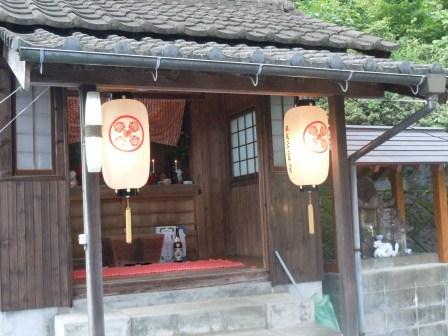 泉山のお大師様(2011-08-21)