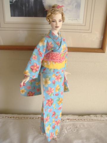 FR queen kimono