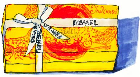 デメルの箱