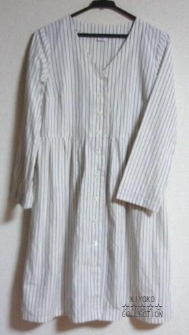 8月26日コートドレス1