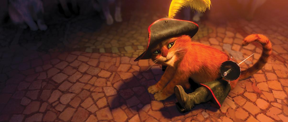「長ぐつをはいたネコ」メイン画像