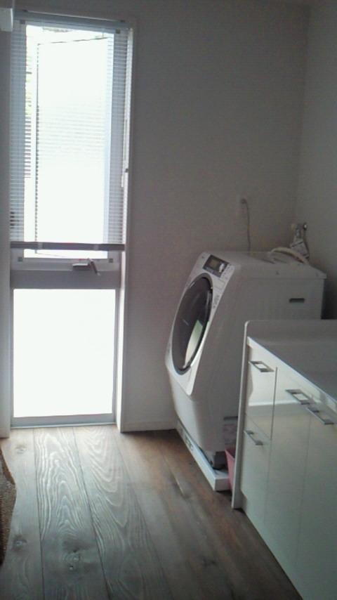 1階洗面&脱衣