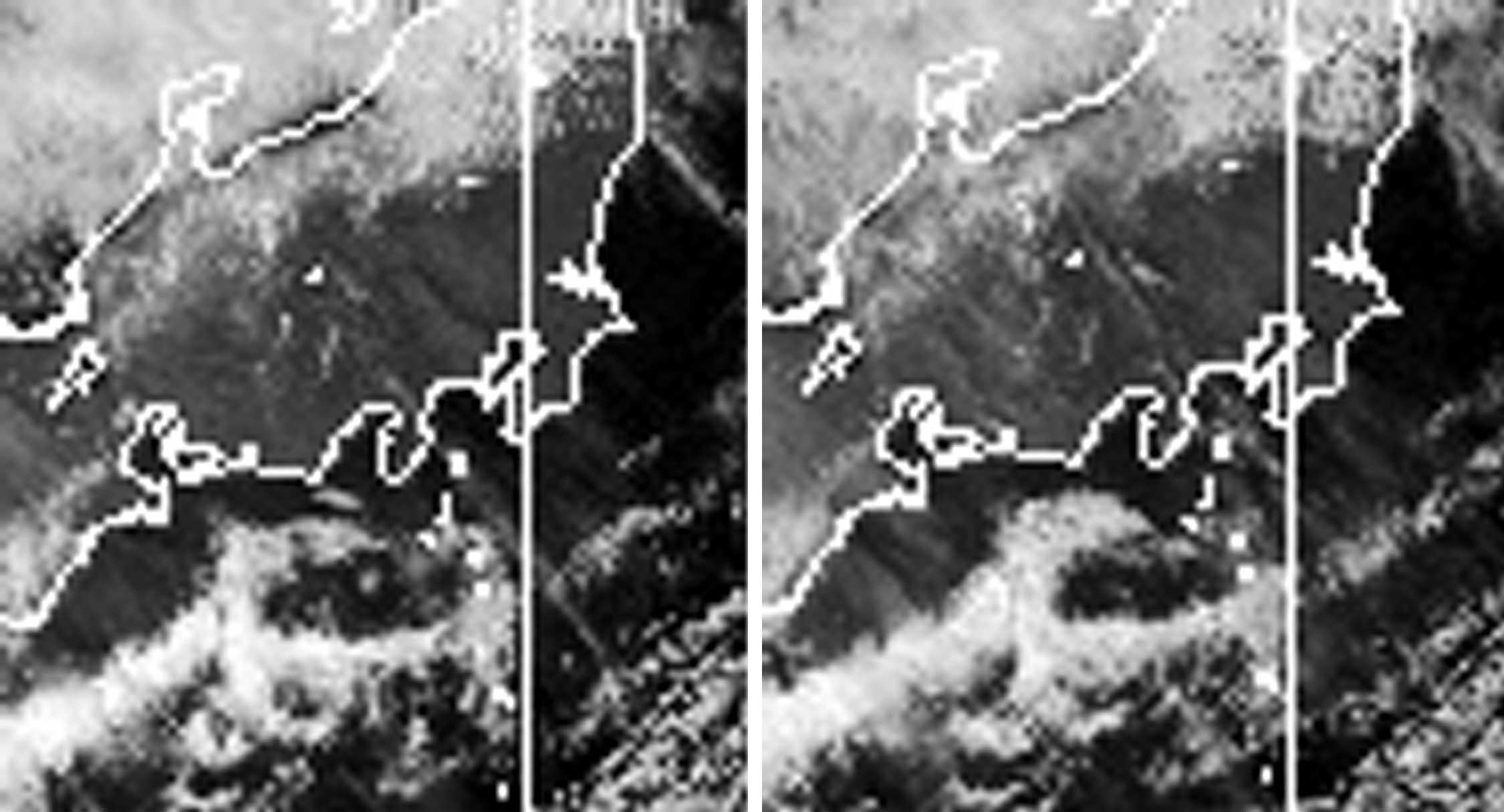 可視衛星画像 201001201300~1330