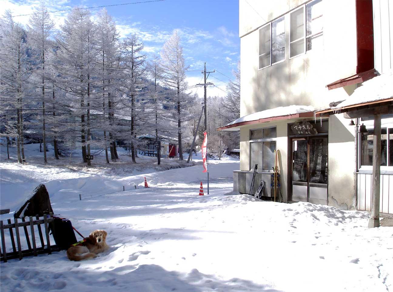 (6)マナスル山荘到着