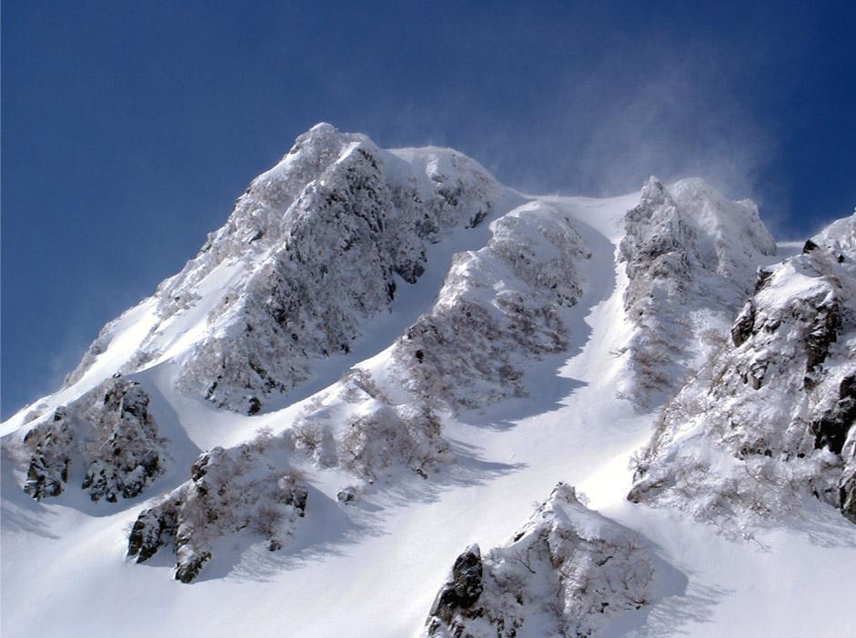 全国雪崩(1) サギダルの頭