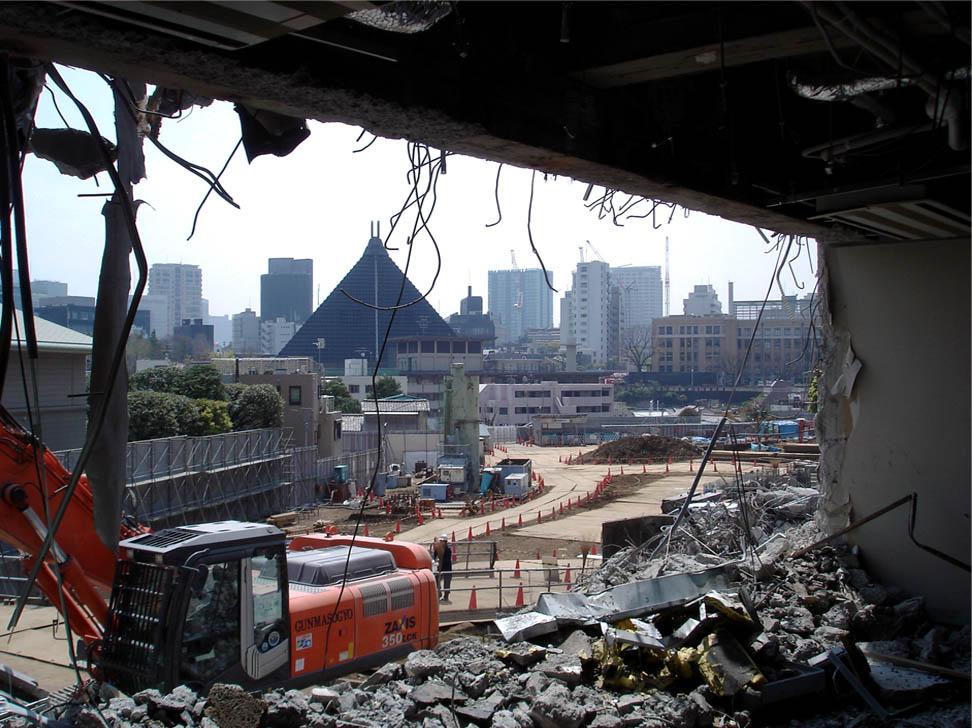 4月11日⑥ 都会の風景