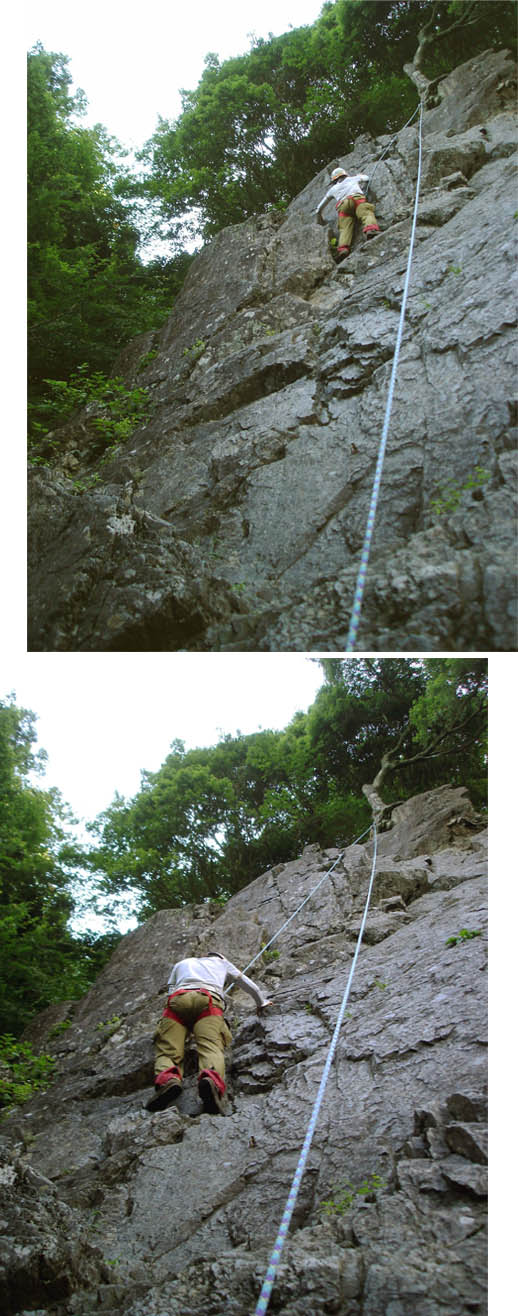 登攀基礎訓練