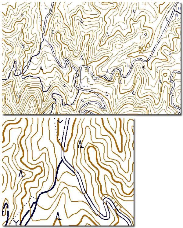 最終訓練エリア(地図)