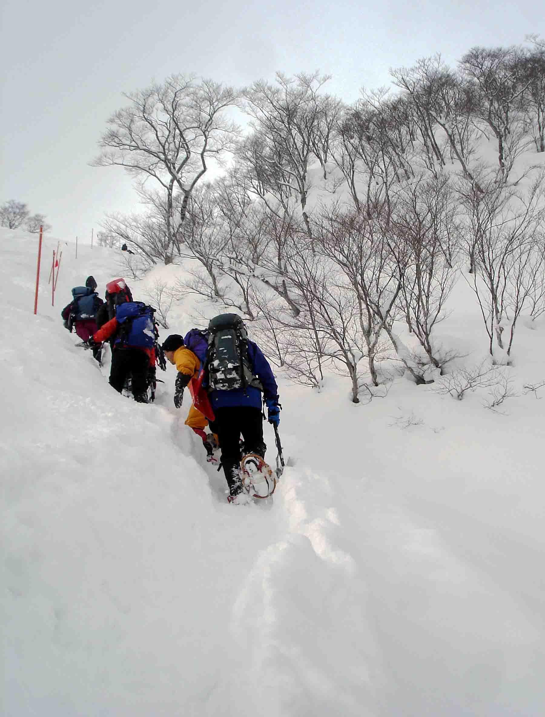 関東ブロック雪崩講習会②