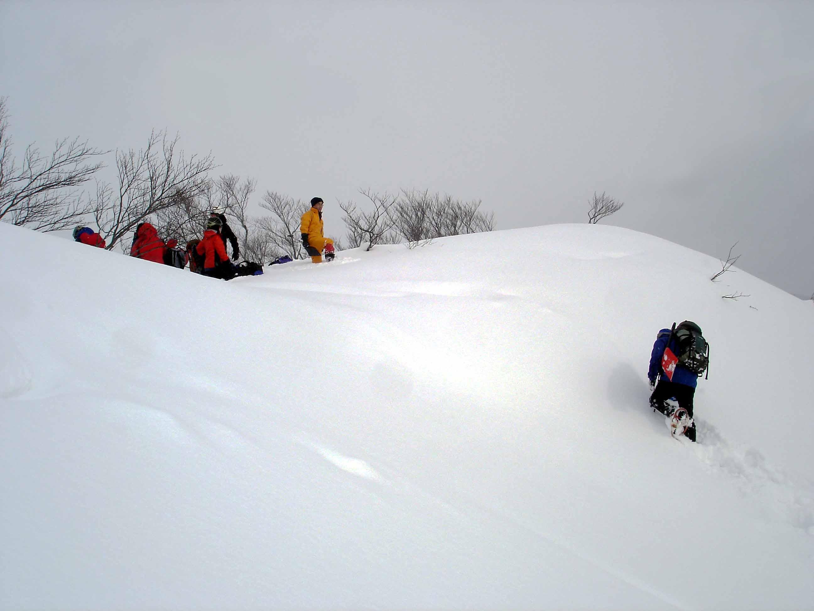 関東ブロック雪崩講習会③