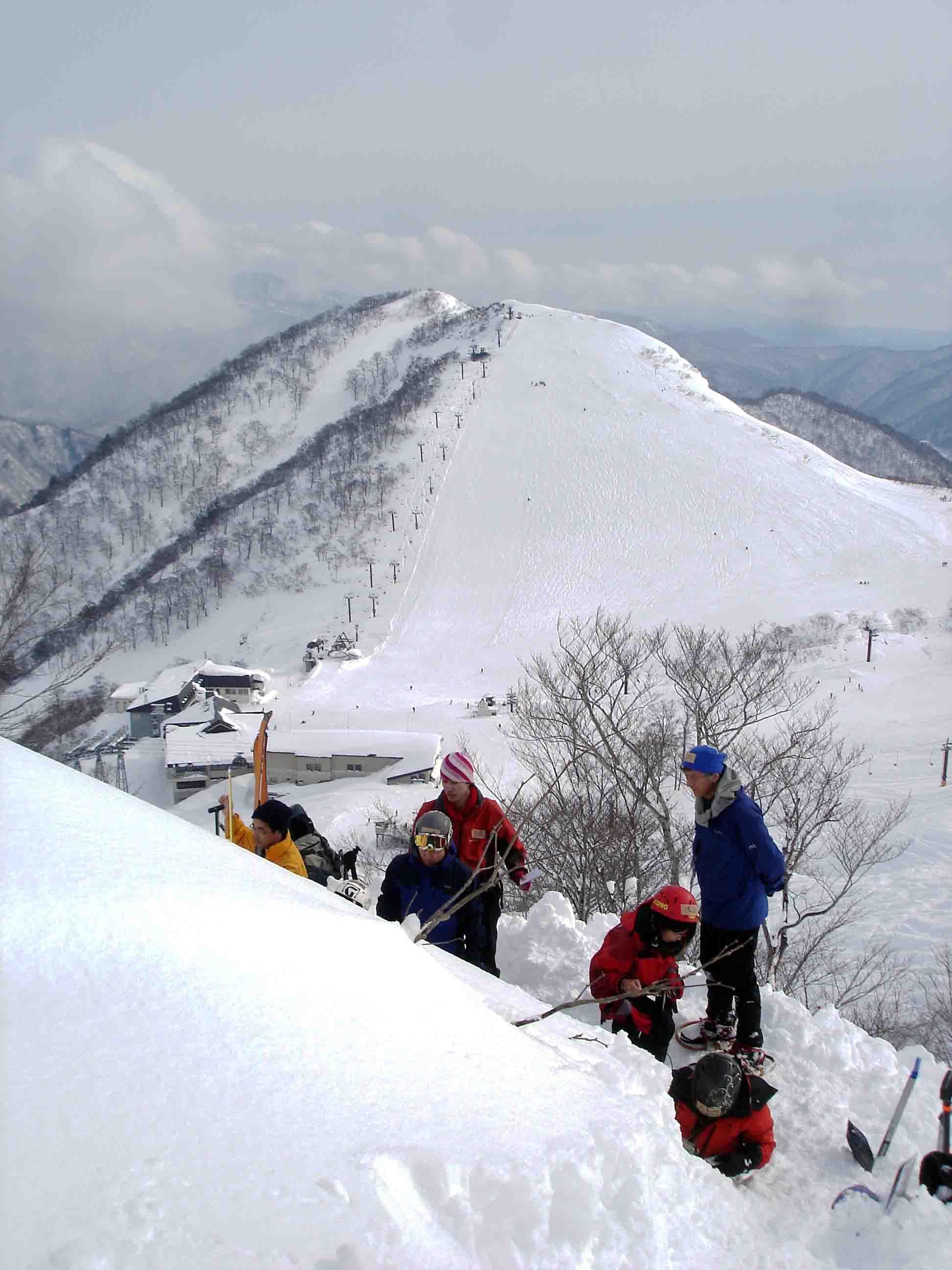 関東ブロック雪崩講習会⑤