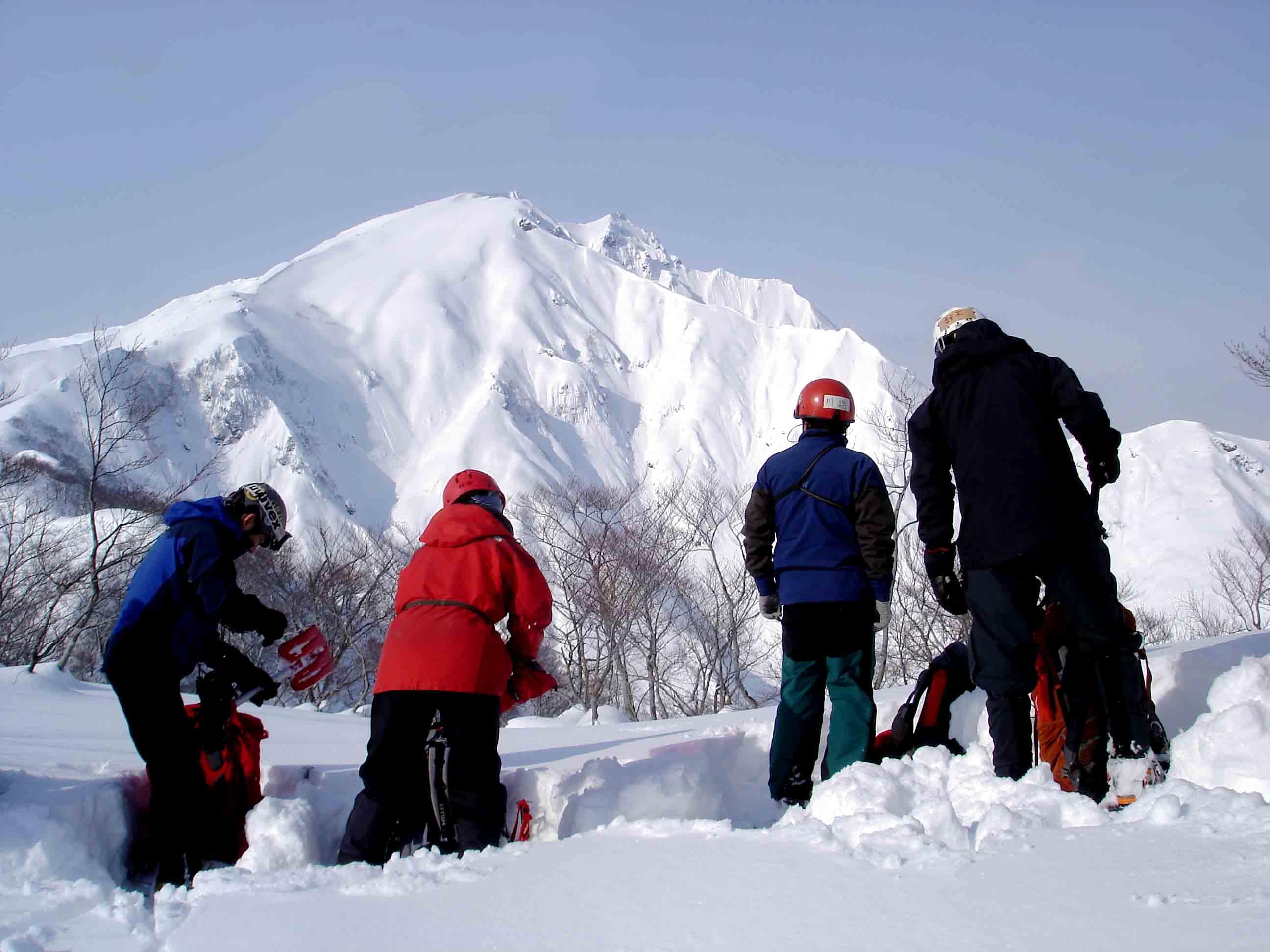 関東ブロック雪崩講習会⑩
