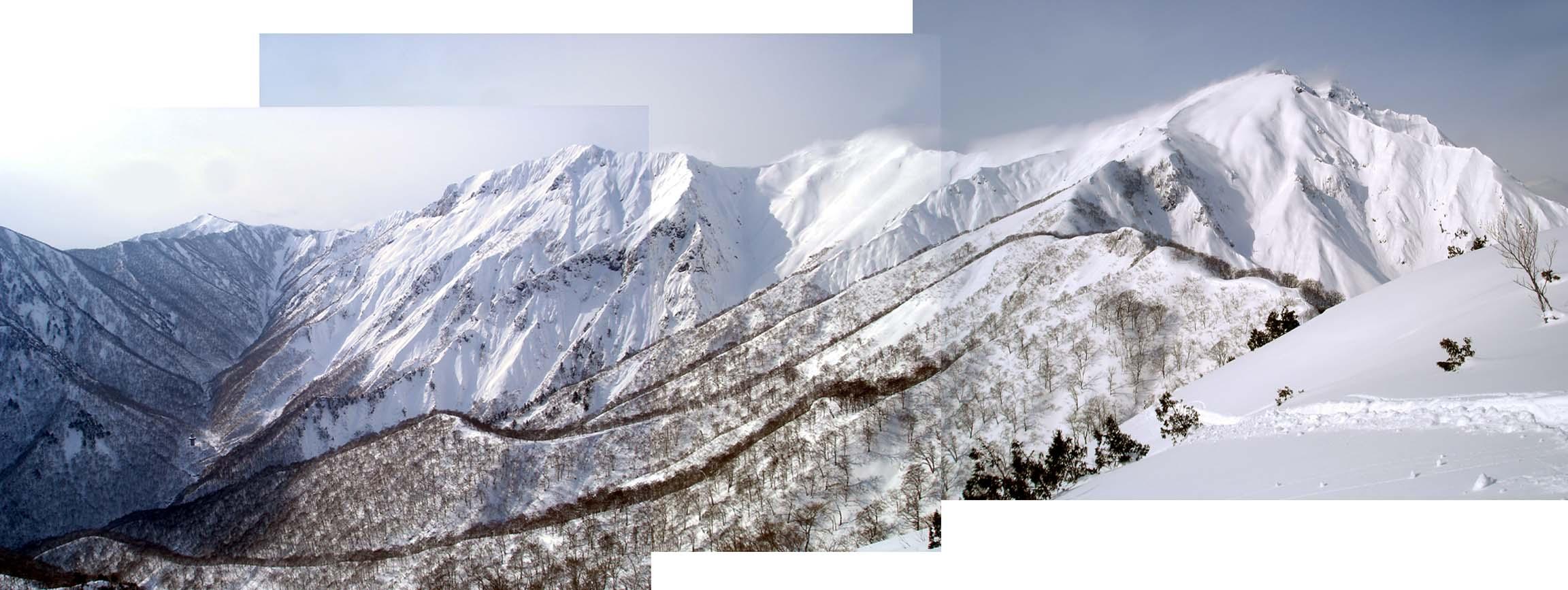 関東ブロック雪崩講習会⑱ 俎~谷川岳