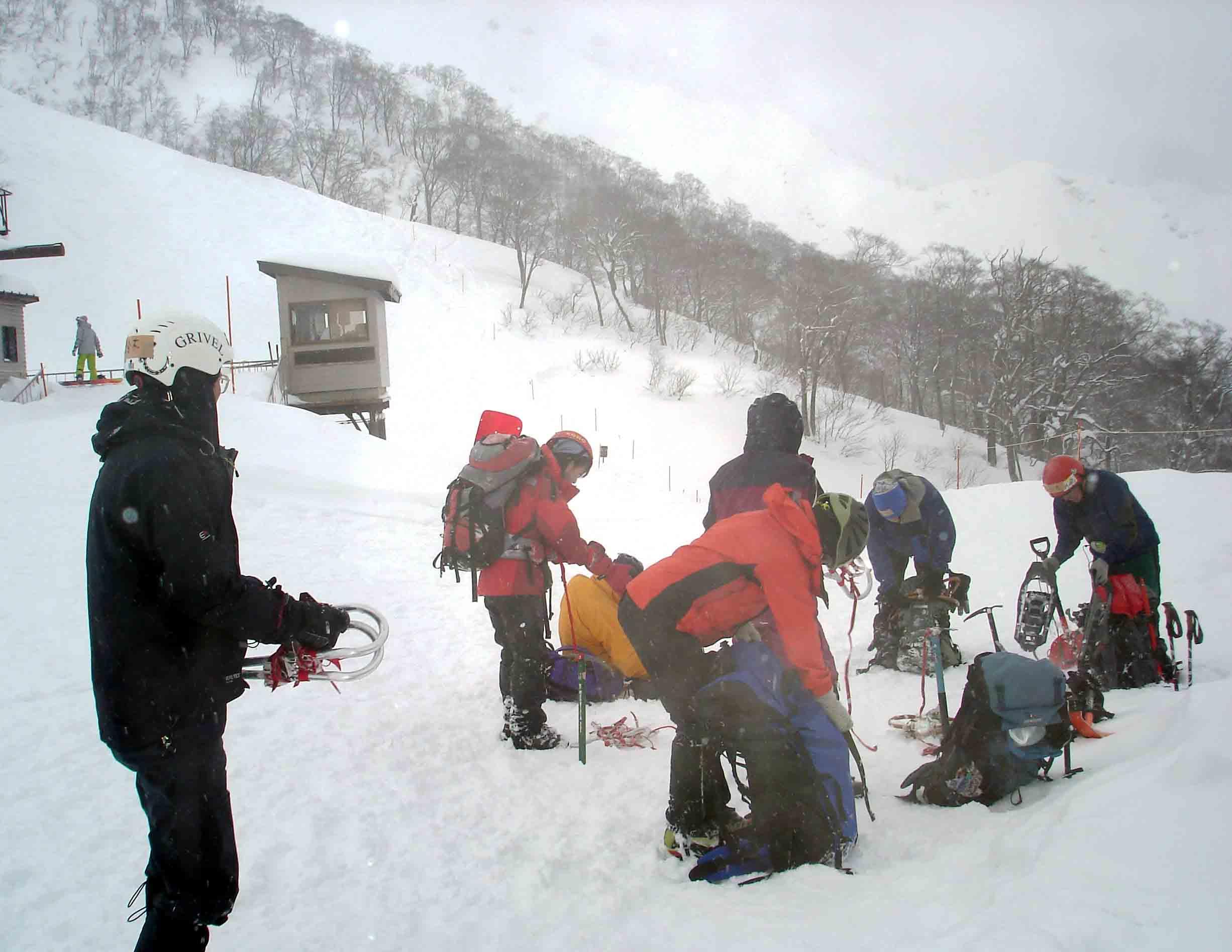 関東ブロック雪崩講習会(23)