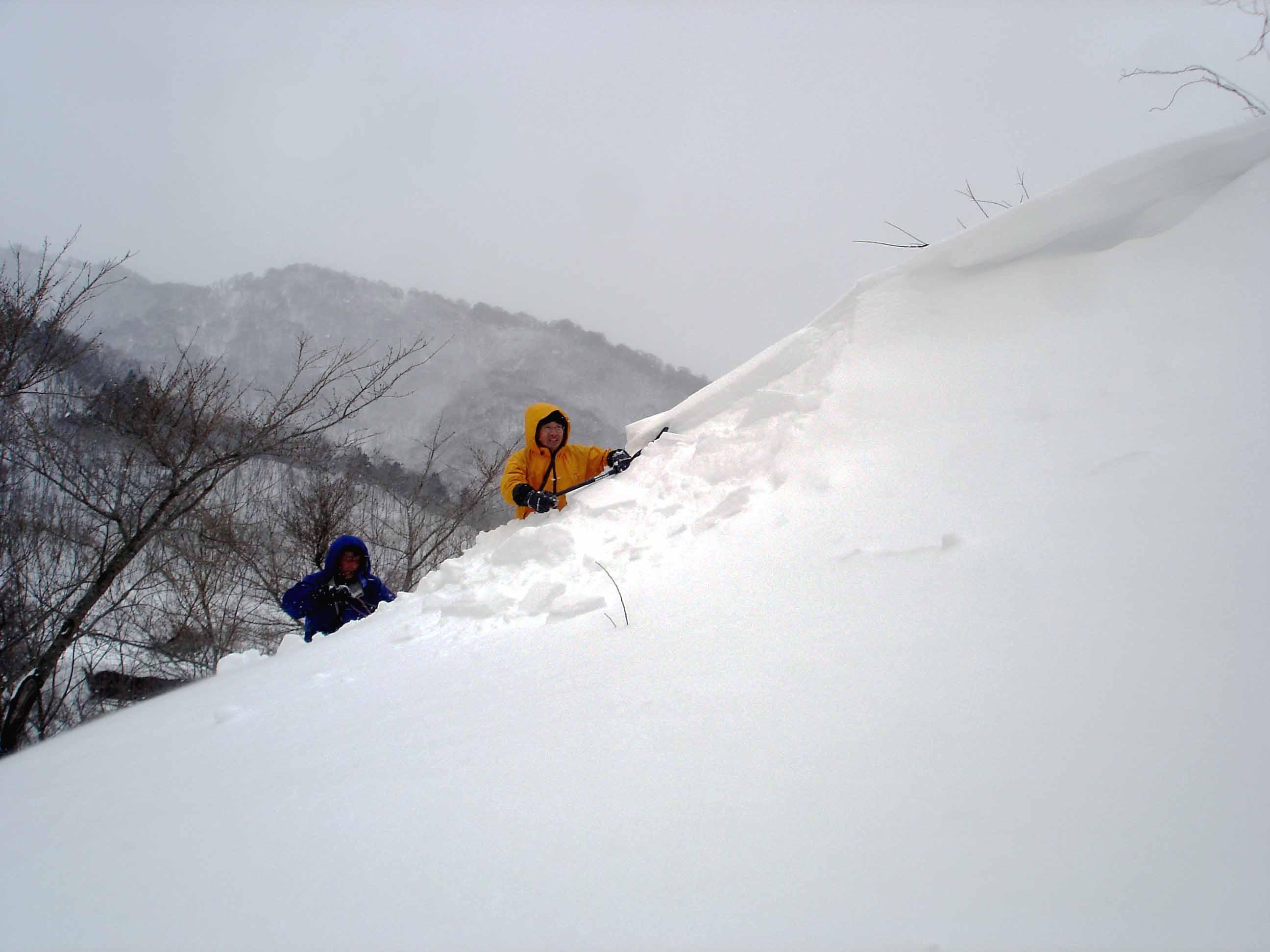 関東ブロック雪崩講習会(30)