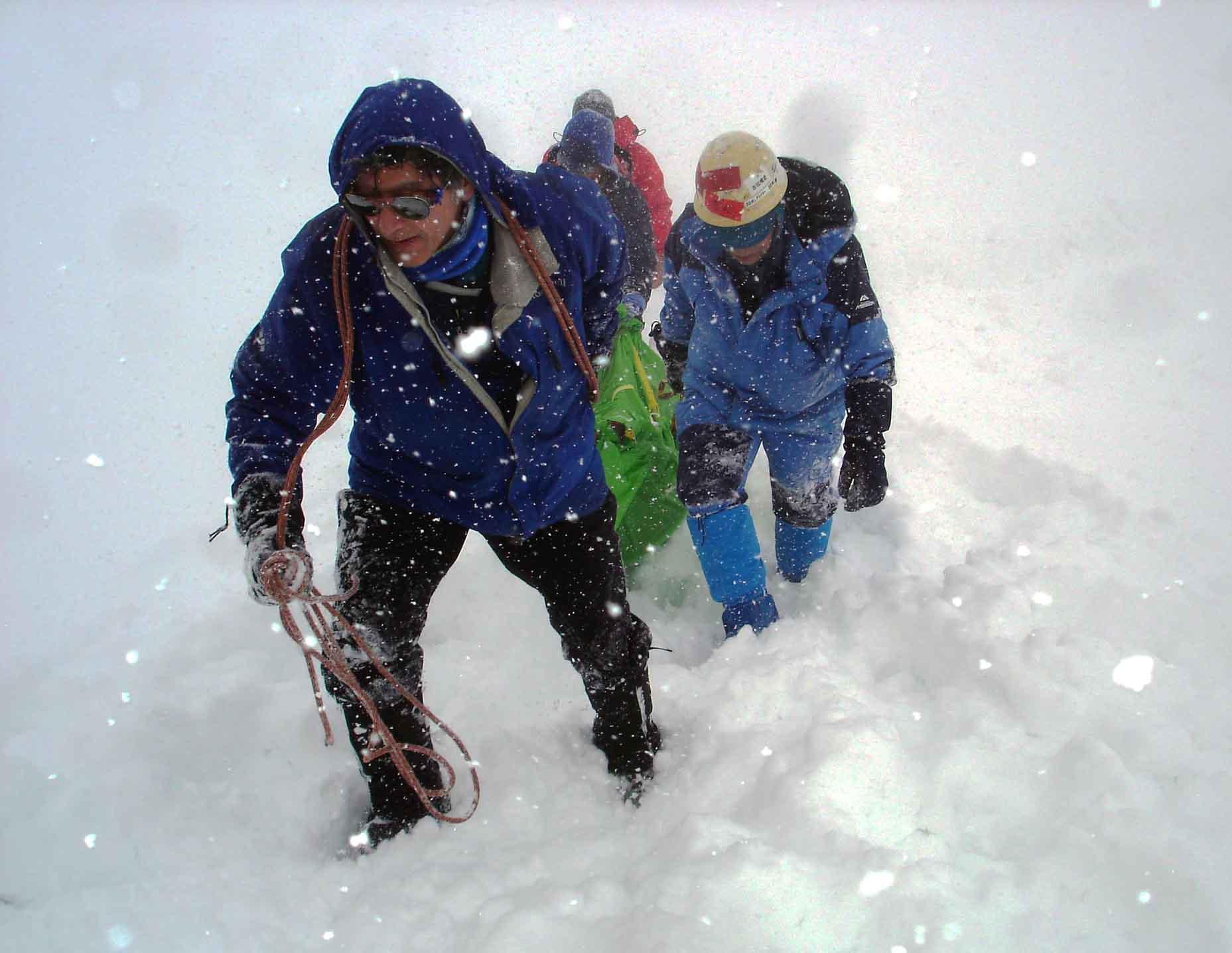 雪崩講師研修(32)