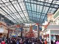 東京ディズニーランドクリスマスツリー3(ワールドバザール)