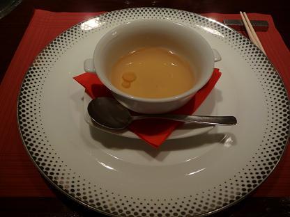高麗人参のスープ