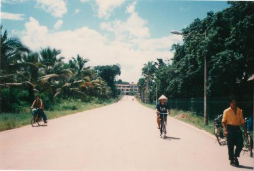 1994年、雲南