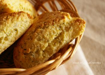 ハーブチーズスコーン2