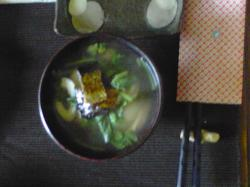 2010年の雑煮
