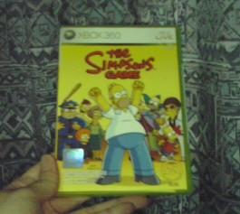 シンプソンズゲーム