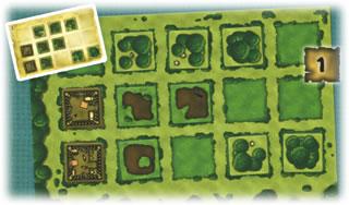 アグリコラ拡張 泥沼からの出発:要素1