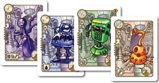 ガガガ!:ロボカード
