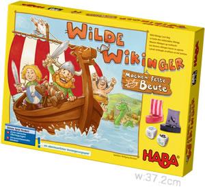 ワイルドバイキング・ボードゲーム:箱