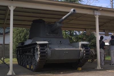 三式中戦車。
