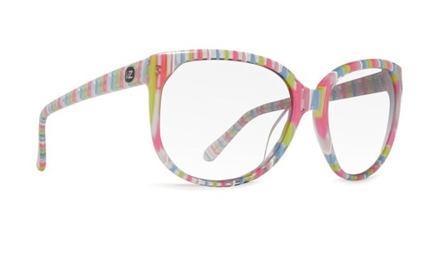 VONZIPPER SPAZZ-CRYSTAL YIPES:CLEAR