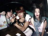 2002年8月29日小倉WOW楽屋