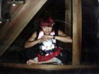 2002年10月9日姫路城 城内ゆめ