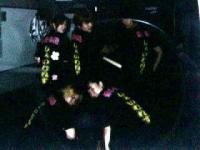 2002年しぇいむれすTシャツ集合写真