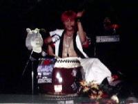 2002年10月21日大阪ブーミン